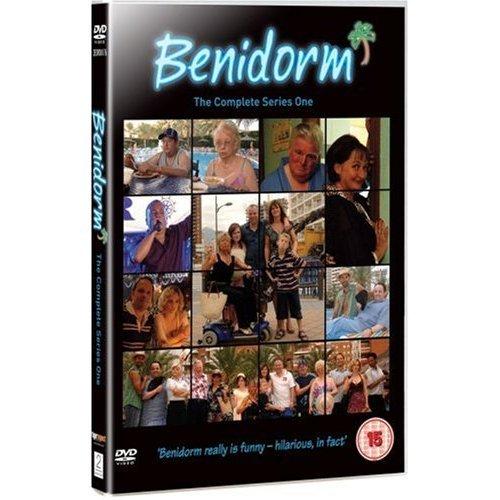 Benidorm Series 1 DVD