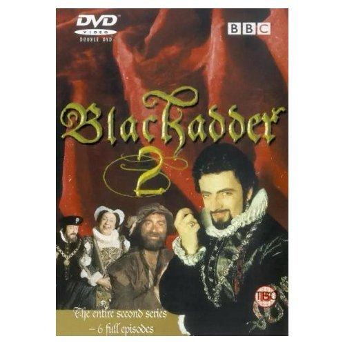 Blackadder Series 2 DVD (1986)