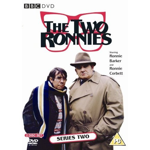 The Two Ronnies Series 2 DVD