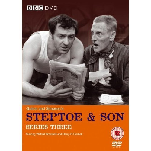Steptoe and Son Series 3 DVD