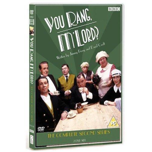 You Rang M'Lord Series 2 DVD