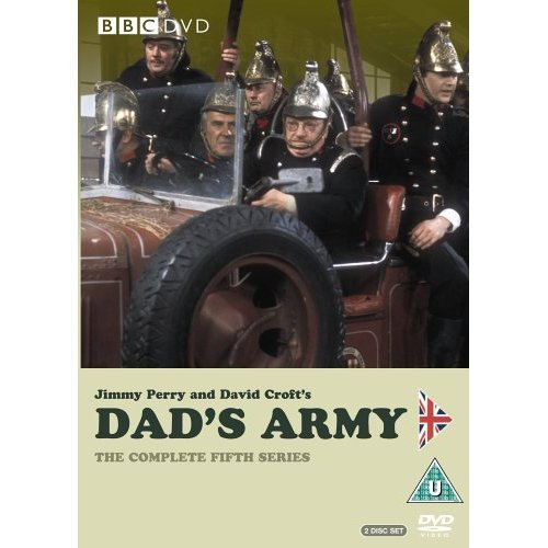 Dad's Army Series 5 DVD