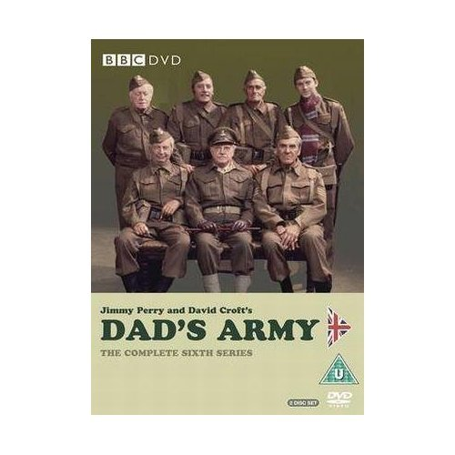 Dad's Army Series 6 DVD