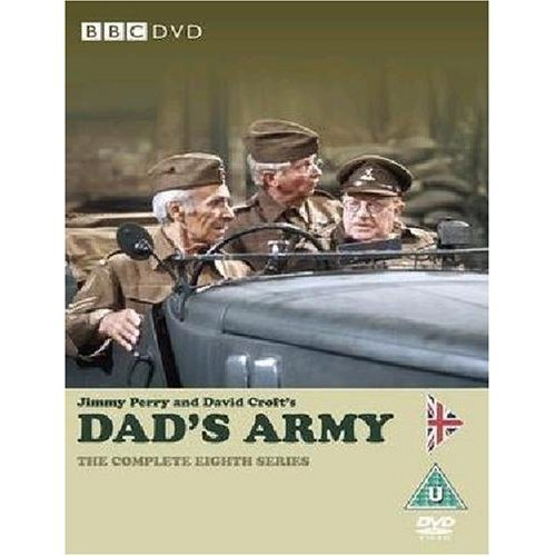 Dad's Army Series 8 DVD