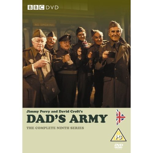 Dad's Army Series 9 DVD