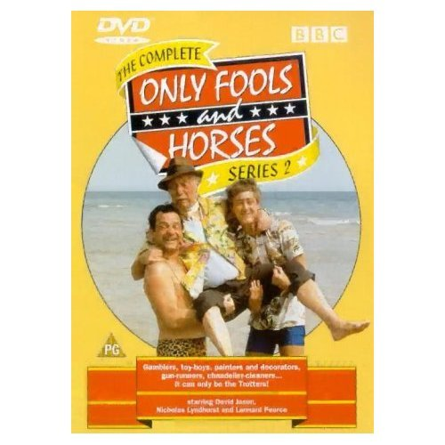 Only Fools and Horses Series 2 DVD