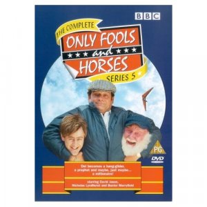 Only Fools and Horses Series 5 DVD