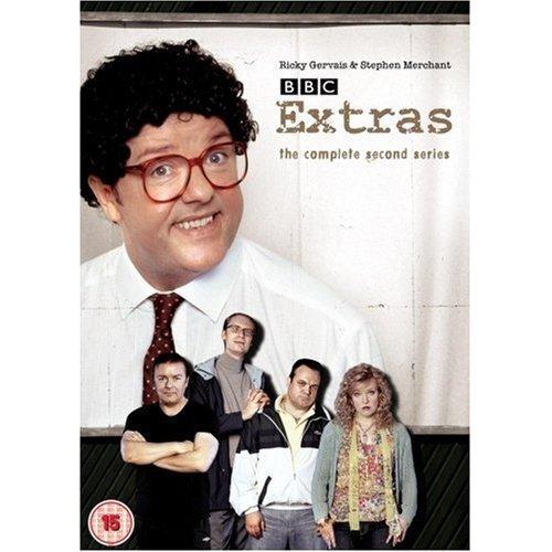 Extras Series 2 DVD