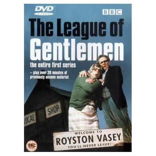 The League of Gentlemen Series 1 DVD