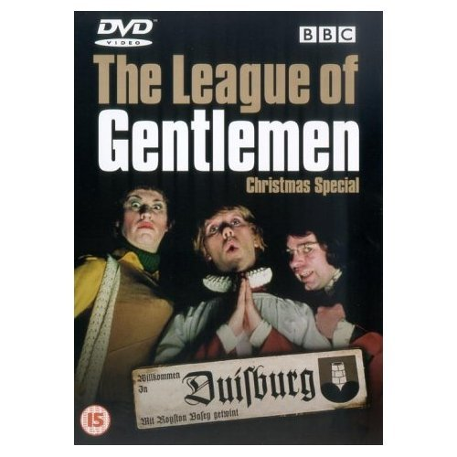 The League of Gentlemen Christmas Special DVD