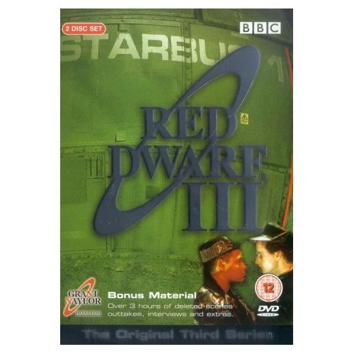 Red Dwarf Series 3 DVD