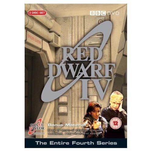 Red Dwarf Series 4 DVD