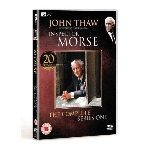 Inspector Morse Series 1 DVD