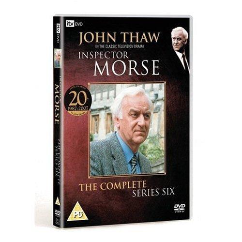 Inspector Morse Series 6 DVD