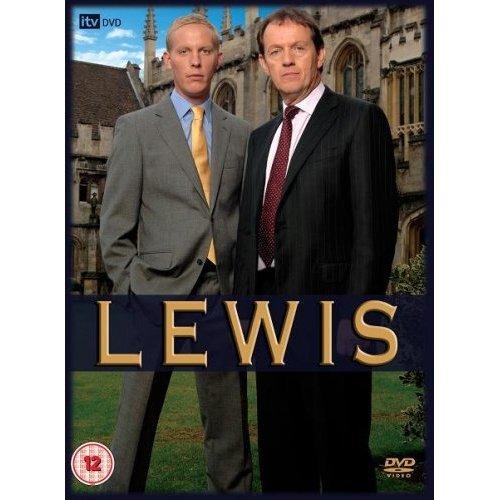 Lewis Series 1 DVD