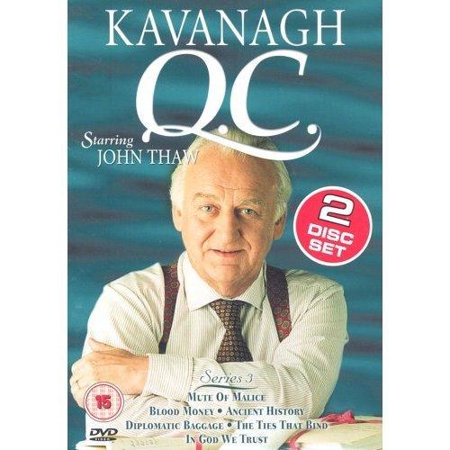 Kavanagh Q.C. Series 3 DVD