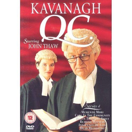 Kavanagh Q.C. Series 4 DVD