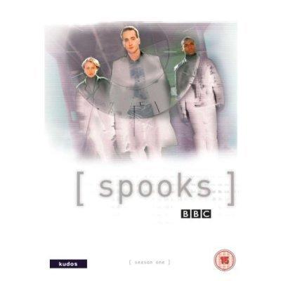 Spooks Series 1 DVD