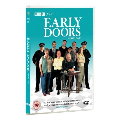 Early Doors Series 1 DVD