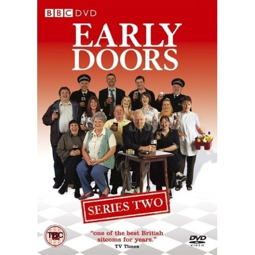 Early Doors Series 2 DVD