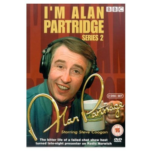 I'm Alan Partridge Series 2 DVD