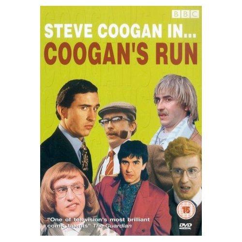 Coogans Run Steve Coogan Complete Series DVD