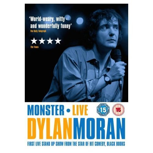 Monster Live Dylan Moran DVD