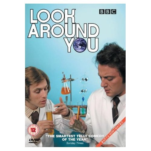 Look Around You Series 1 DVD
