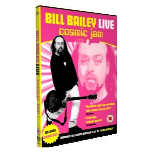 Bill Bailey Cosmic Jam/Bewilderness DVD