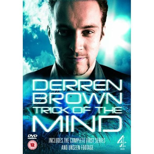 Derren Brown Trick of the Mind Series 1 DVD
