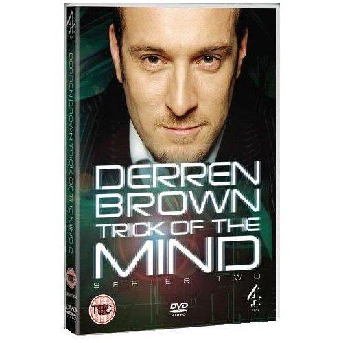 Derren Brown Trick of the Mind Series 2 DVD
