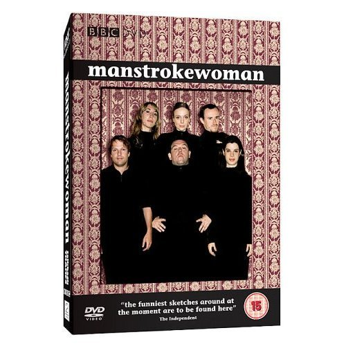 Man Stroke Woman Nick Frost Series 1 DVD