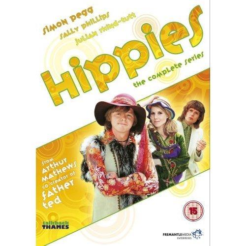 Hippies Simon Pegg Complete Series DVD