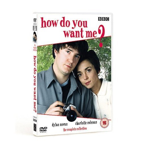 How Do You Want Me? Dylan Moran Series 1 & 2 DVD