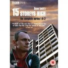 15 Storeys High Sean Lock Series 1 & 2 DVD