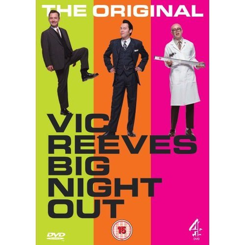 The Original Vic Reeves Big Night Out Complete Series DVD