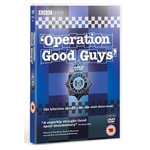 Operation Good Guys Series 1 - 3 DVD
