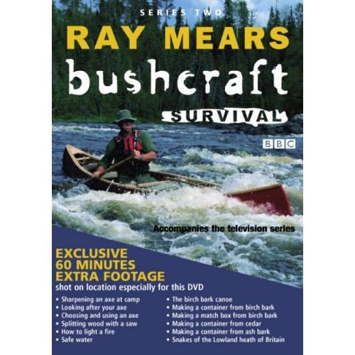 Ray Mears Bushcraft Series 2 DVD