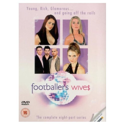Footballers Wives Series 1 DVD