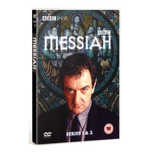Messiah Series 1 & 2 DVD