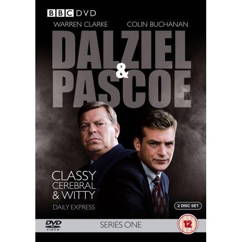 Dalziel & Pascoe Series 1 DVD