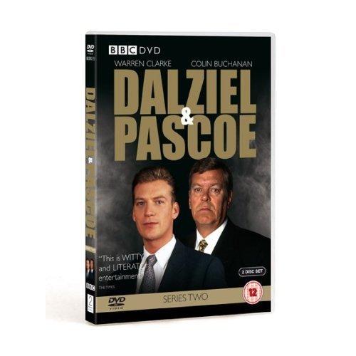 Dalziel & Pascoe Series 2 DVD