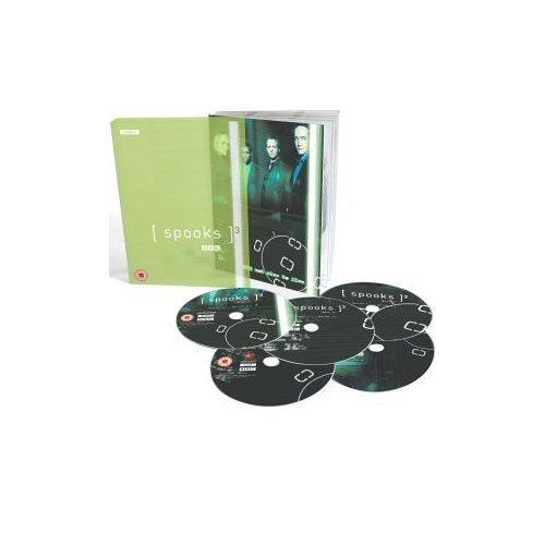 Spooks Series 3 DVD