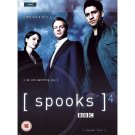 Spooks Series 4 DVD