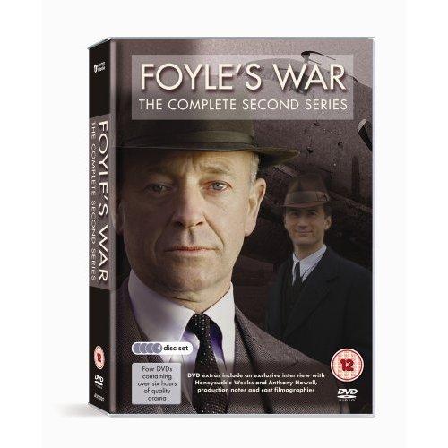 Foyle's War Series 2 DVD