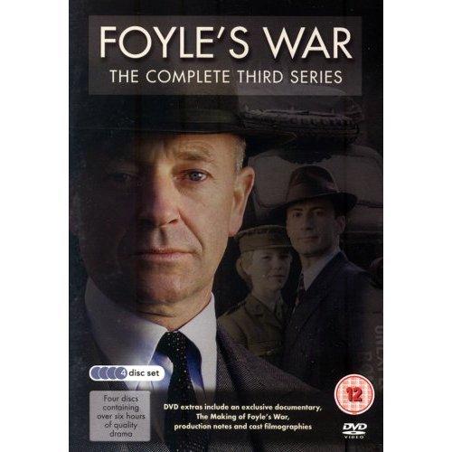 Foyle's War Series 3 DVD