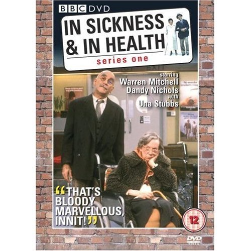 In Sickness and in Health Series 1 DVD