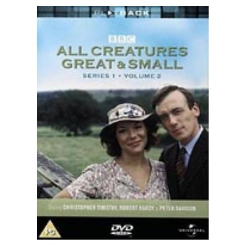 All Creatures Great and Small Series 1 Part 2 DVD