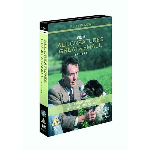 All Creatures Great and Small Series 4 DVD