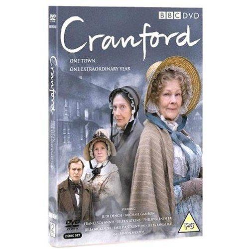 Cranford Complete Series DVD
